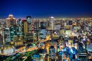 Japan,Osaka Prefecture,Land...