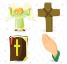 Crucifix,Church,Angel,Pope,...