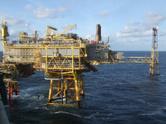 North Sea,Oil Rig,Oil,Oil I...
