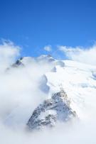 Mountain,Mont Blanc,Snow,Fo...