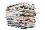 Newspaper,The Media,Recycli...