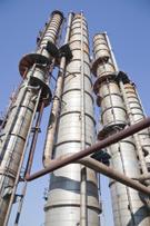 Petrochemical Plant,No Peop...