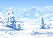Snow,Mountain,Winter,Mounta...