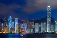 Hong Kong,Urban Skyline,Chi...