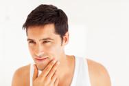 Men,Human Face,Skin Care,Sm...