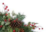 Christmas,Holly,Wreath,Chri...