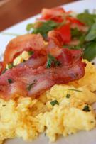 Breakfast,Bacon,Eggs,Scramb...