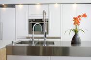 Domestic Kitchen,Modern,Spa...