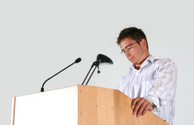 Speech,Podium,Presentation,...