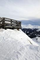 Snow,Deck,Vertical,Nature,R...