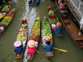 Thailand,Bangkok,Market,Tha...