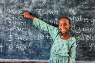 Africa,Blackboard,Education...