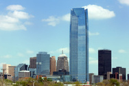 Oklahoma City,Urban Skyline...