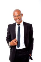 Businessman,African Descent...