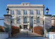 Gate,School Building,Educat...