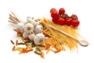 Pasta,Garlic,Spaghetti,Vege...