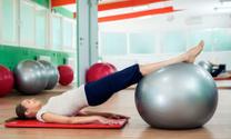 Health Club,Gym,People,Pila...