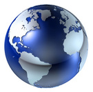 Globe - Man Made Object,Ear...