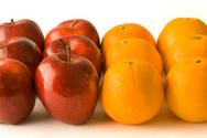 Apple - Fruit,Orange - Frui...