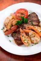 Steak,Surf and Turf,Seafood...