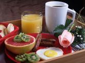 Breakfast,Room Service,Tray...