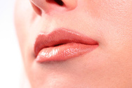 Human Lips,Close To,Moving ...