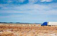 Truck,Highway,North America...