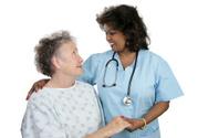 Nurse,Patient,Senior Adult,...