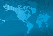 World Map,Globe - Man Made ...