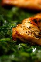 Spinach,Chicken,Turkey,Cook...