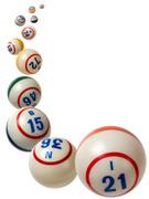Bingo,Sphere,North American...