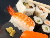 Sushi,Prawn,Smoked Salmon,H...