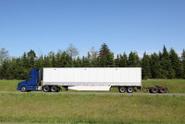 Semi-Truck,Rural Scene,Non-...