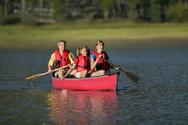 Family,Canoe,Canoeing,Sport...