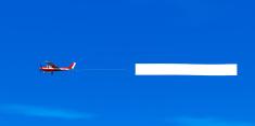 Airplane,Banner,Marketing,M...