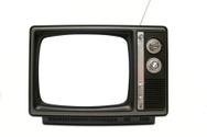 Television Set,Old,Retro Re...