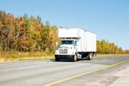 Truck,Highway,Cargo Contain...