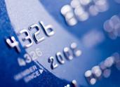 Credit Card,Macro,Blue,Clos...