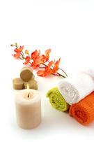 Spa Treatment,Candle,Towel,...