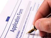Application Form,University...