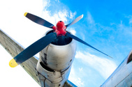 Prop,Engine,Airplane,Mechan...