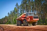 Commercial Land Vehicle,Tru...