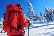 Snow,Backpack,Winter,Women,...