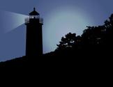 Lighthouse,Maine,Beacon,Nig...