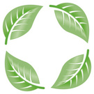 Leaf,Tree,Circle,Green Colo...