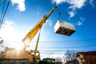 Crane - Construction Machin...