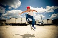 Skateboarding,Skateboard,Sp...