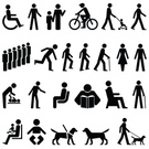 Walking,People,Dog,Female,M...