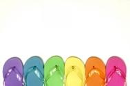 Summer,Flip-flop,Fun,Sandal...