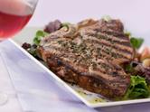 T-bone Steak,Steak,Porterho...